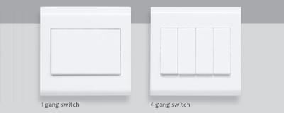 Belanko Legrand switches
