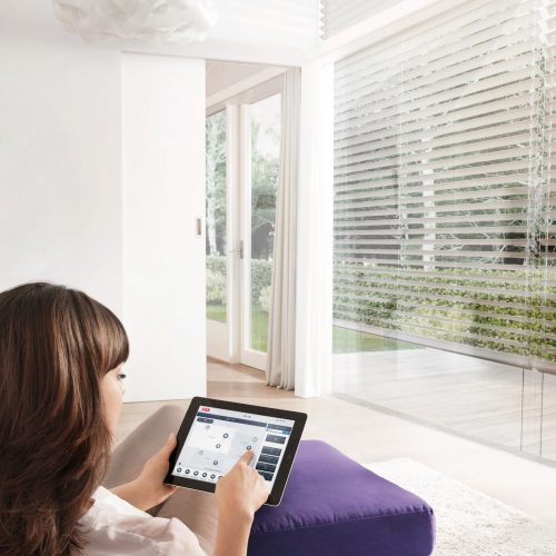 Smart home ABB Elmasco