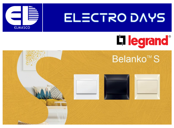 Elmasco Electro Days Belanko S